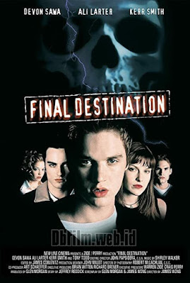 Sinopsis film Final Destination (2000)
