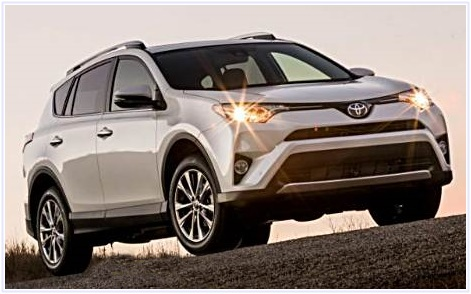 2017 Toyota Rav4 Redesign And Release Date