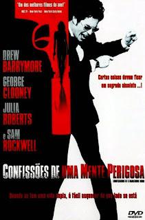 Confissões de Uma Mente Perigosa - DVDRip Dublado