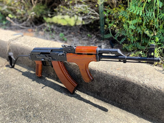 Triple-hex-mfg-AK47-Romanian-Underfolder