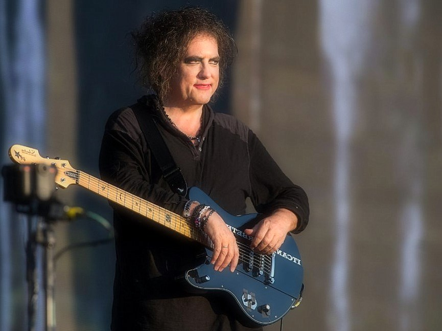 The film of concerts of the 40th anniversary of The Cure will go to theaters in July