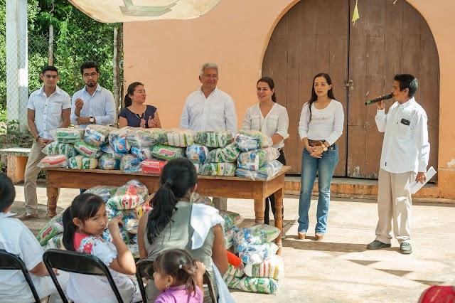 Alianza por la alimentación de familias yucatecas