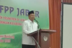 Rakerda FPP Jawa Barat di Hotel Savoy Homann Bandung Mengagendakan Jabar Juara Lahir Batin