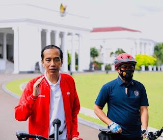 Tanya Jawab Antara Wartawan Dengan Presiden RI