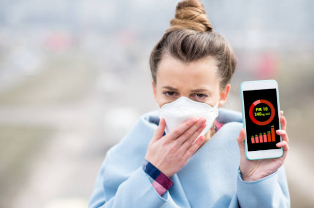 Air Pollution Makes You Unhappy, It's the Reason According to Research