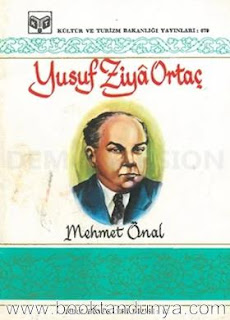 Mehmet Önal - Yusuf Ziya Ortaç (Türk büyükleri dizisi:11)