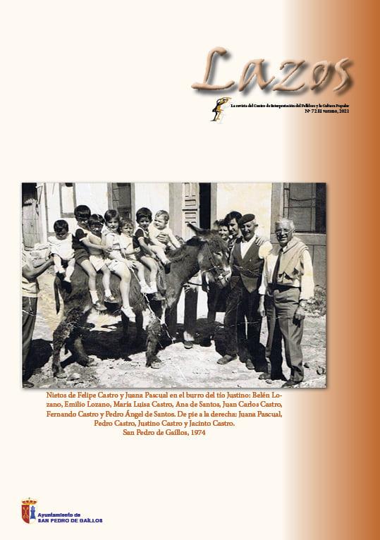 Revista Lazos nº 72