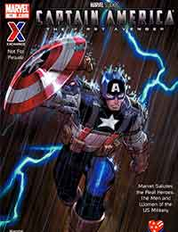AAFES 11th Edition [Captain America: The First Avenger]