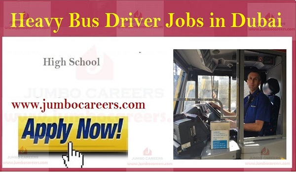 Latest Driver job openings in Dubai, UAE jobs with salary,