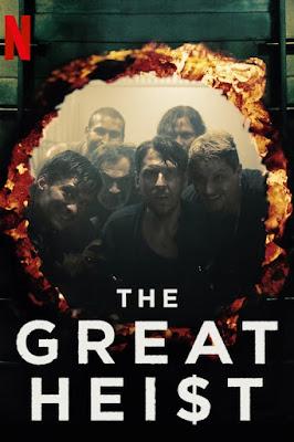 Xem Phim Vụ Cướp Ngân Hàng Thế Kỷ - The Great Heist
