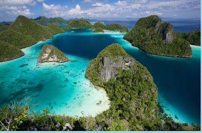 Raja Ampat, Papua Barat - berbagaireviews.com