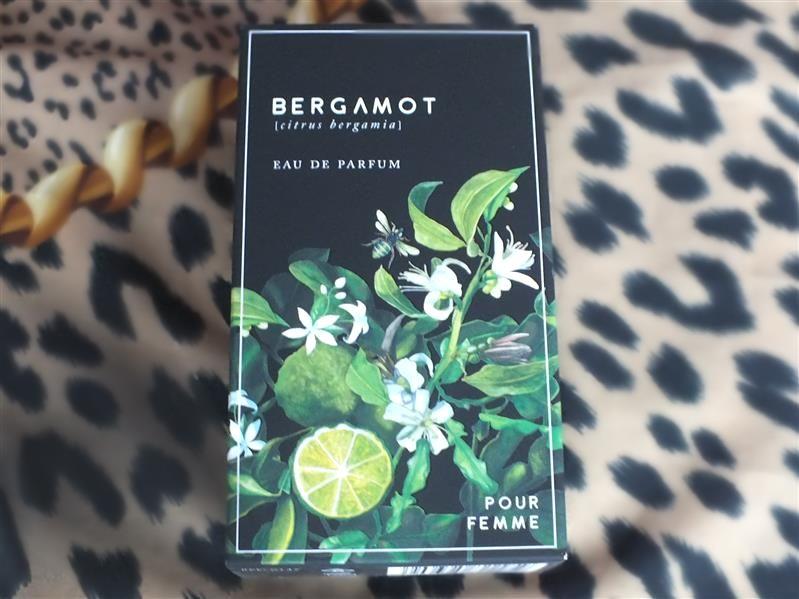 zapach bergamotki