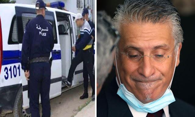 القبض علي نبيل القروي في الجزائر - nabil karoui