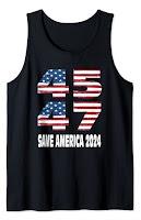 45 47 Save America Again Shirt