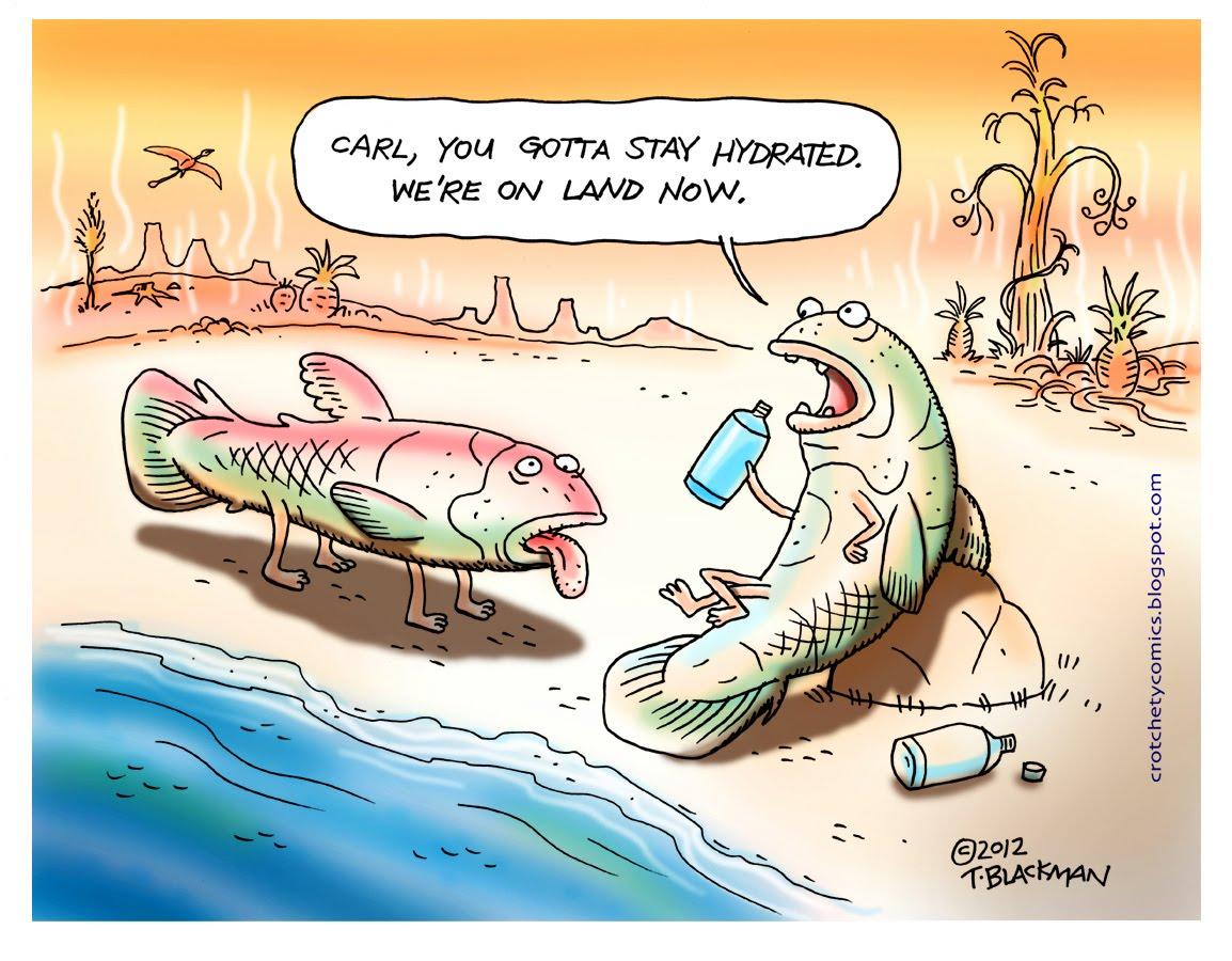 More Paleozoic Humor
