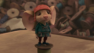 Download The Tale of Despereaux (2008) In Hindi Dual Audio Bluray 720p | MoviesBaba 3