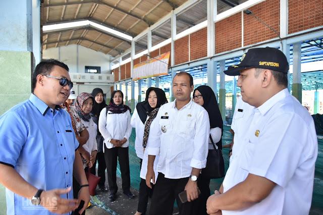 Direktur Utama Perum Perikanan Indonesia Akan Fokus Kembangkan Pelabuhan Nusantara Prigi