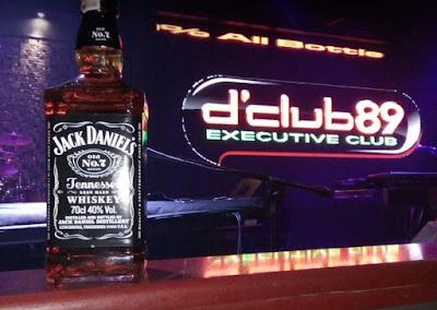 D`Club 89 Karaoke Banjarmasin