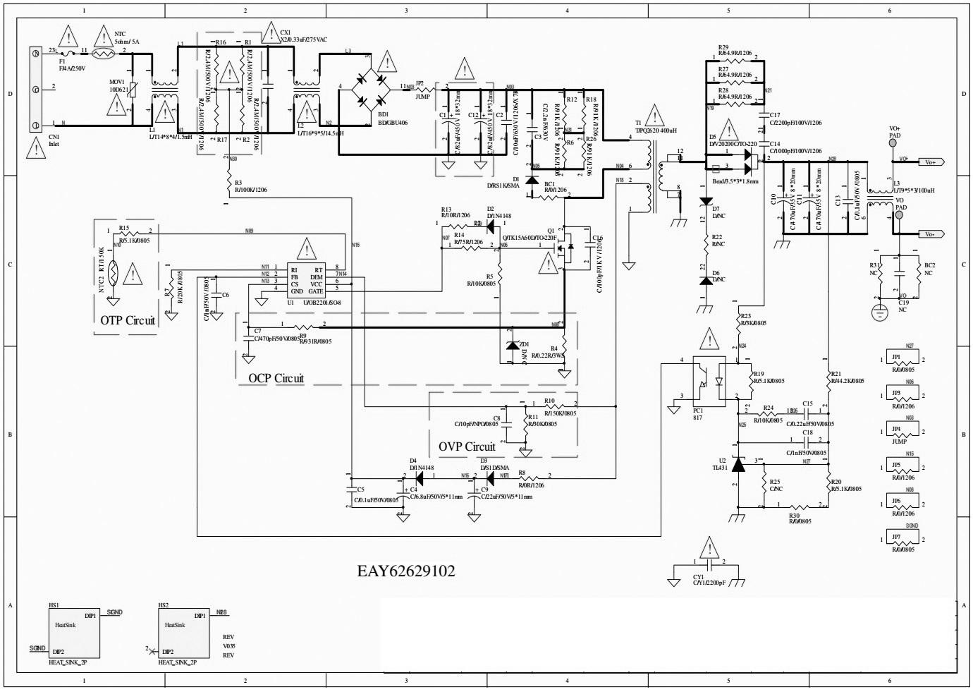 Electrotricks Lg Eay Power Adapter