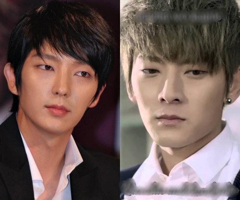 Những sao Hoa - Hàn giống nhau như anh chị em 'thất lạc' - Ảnh 9