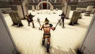 Gladiator Glory Apk Mod Unlimited Money