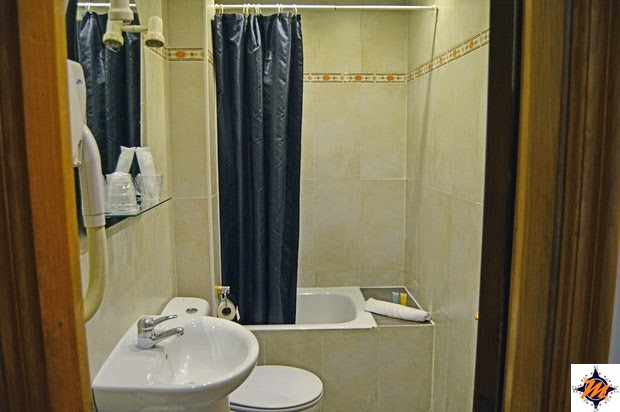 Getaria, Hotel Itxas Gain