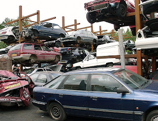 HOW TO SELL JUNK CARS?