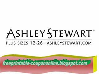Free Printable Ashley Stewart Coupons