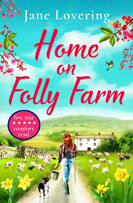 Home on Folly Farm by Jane Lovering book cover