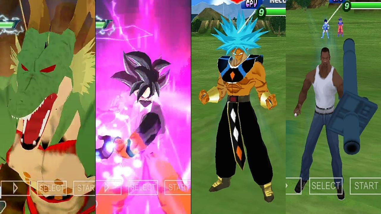 Hit and Goku Fusion Dragon Ball Super