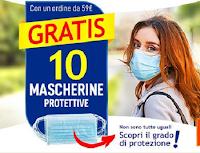 Logo Casa Henkel ''Ripartenza in sicurezza'': in regalo 10 mascherine protettive