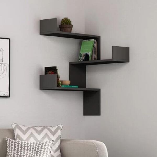 corner niche in decoration
