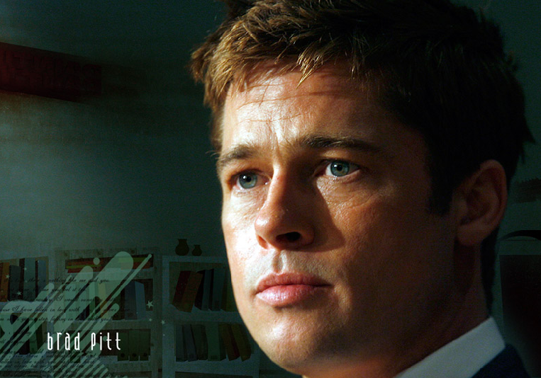 Brad Pitt Hd Wallpapers: Download Free High Definition