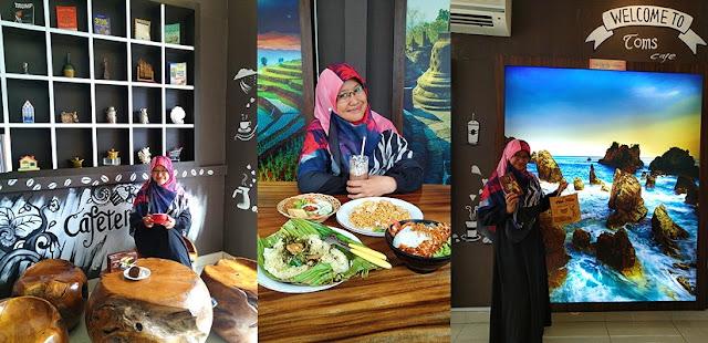Hai Toms Pusat Oleh-oleh Lampung