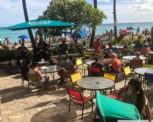 6- Duke's Waikiki– Honolulu, Hawaii