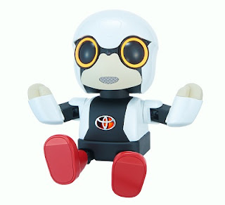 Toyota announces Kirobo Mini companion robot