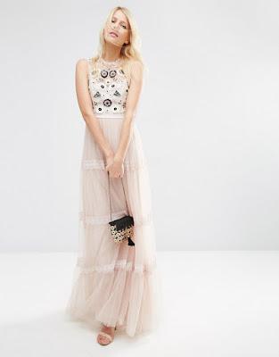 vestidos largos como combinarlos
