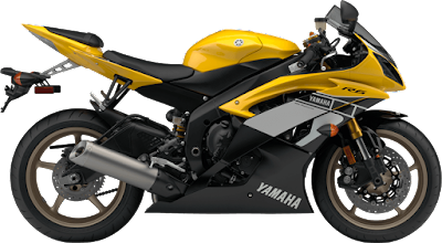 2016 Yamaha YZF-R6 Yellow Hd Picture