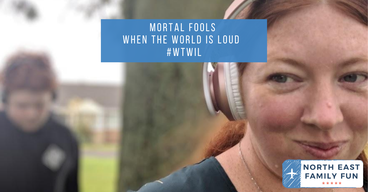 Mortal Fools - When The World is Loud  #WTWIL