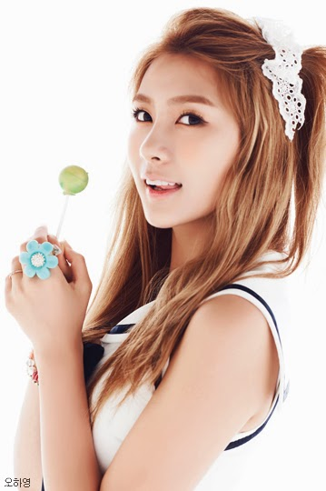 Wajah Na-Eun A Pink Berubah karena Oplas?