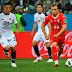 Suiza empató 2-2 con Costa Rica y se metió en octavos