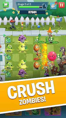 Plants vs Zombies 3 (PVZ3) MOD APK For Android