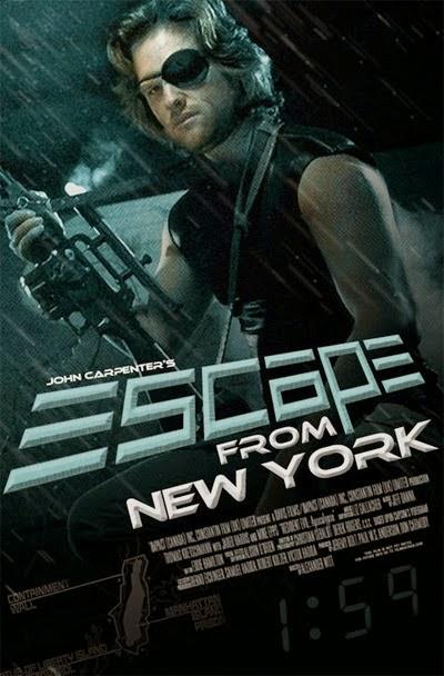 Escape From New York แหกนรกนิวยอร์ค [HD][พากย์ไทย]