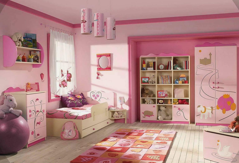 Bí quyết để có một căn phòng đẹp cho con nhỏ