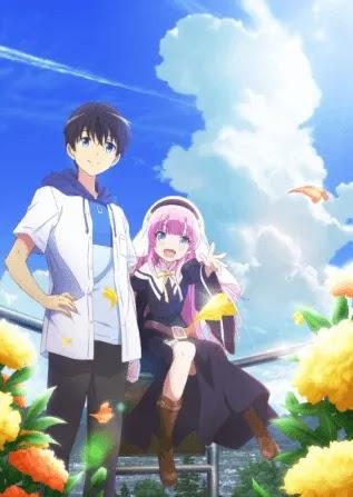 الحلقة 12 والاخيرة من انمي Kamisama ni Natta Hi مترجم