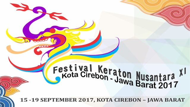 Berikut Rangkaian Acara Festival Keraton Nusantara 2017 di Cirebon