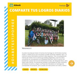Comparte Tus Logros Diarios con Diabetes
