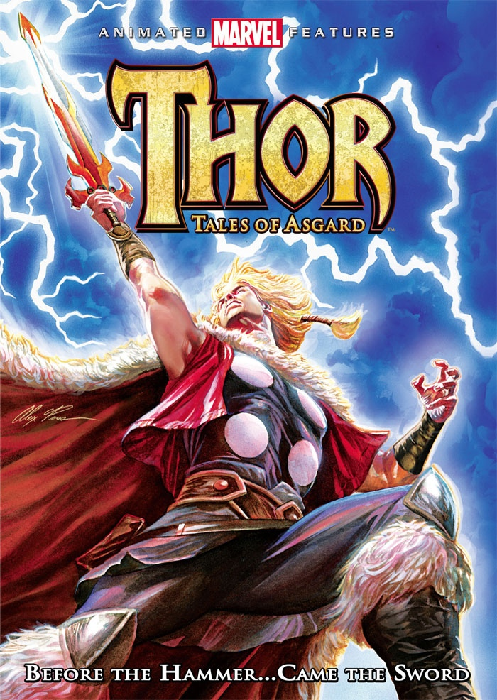 Ver Thor: Tales of Asgard (2011) Online