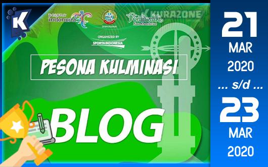 Kompetisi Blog - SPORTAINDONESIA Berhadiah Uang Tunai Jutaan Rupiah