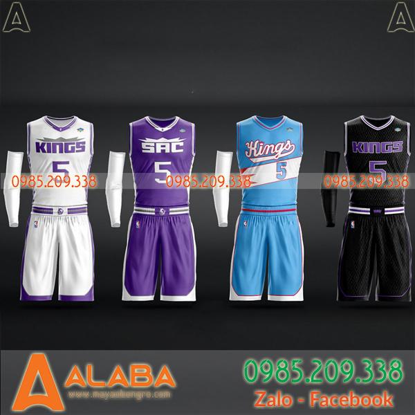 Đồng phục áo bóng rổ giá tốt